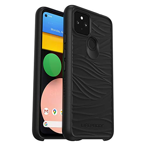 LifeProof Wake Series Case for Google Pixel 4a 5G  Black 77-65746