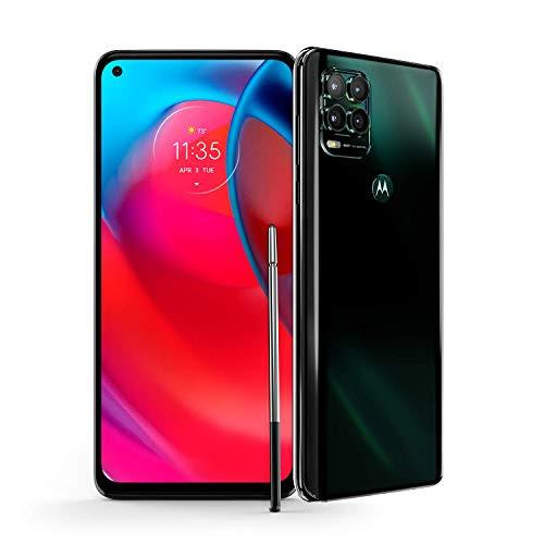 Moto G Stylus 5G 256GB Smartphone (Unlocked, Cosmic Emerald) PAN00004US