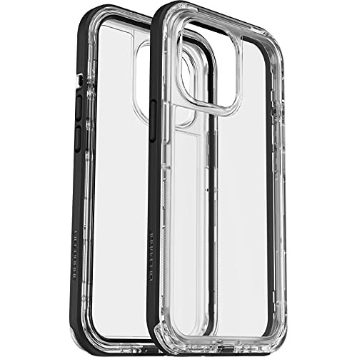 LifeProof - NËXT Series with Hard Shell case for Apple iPhone 13 black
