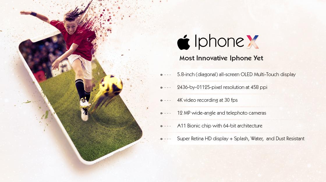 Apple iPhone 10 Factory Unlocked