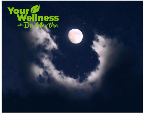 This is a beautiful way to build your body's qi/energy. The moon and stars are happy to share!