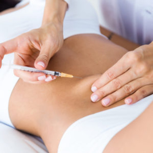 Burn away belly fat with my belly fat injections.