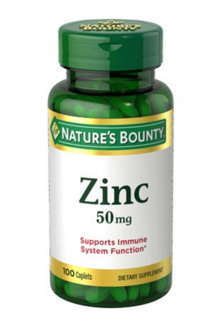 Zinc is a versatile mineral that supports antioxidant health and is important for immune function.* One vegetarian-friendly caplet a day contributes to carbohydrate, protein, fat and energy metabolism, and helps promote wellness in key areas of reproductive health for men.*