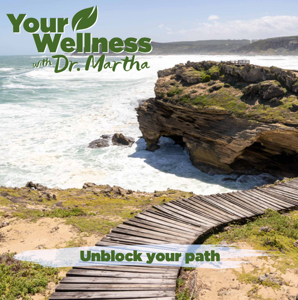 Today is the day to carve a new path for your future, to move forward from here, pause and reset to empower yourself. Imagine your path in life free of barriers.