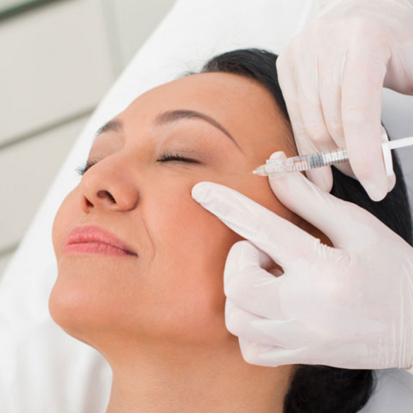 dermal fillers,Homeopathiccosmetic injections encourages the production of collagen and hyaluronic acid (the skin's natural hydration).