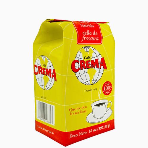 Cafe Crema Ground Coffee - 14 oz
