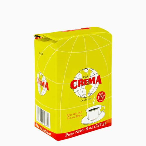 Cafe Crema Ground Coffee - 8 oz