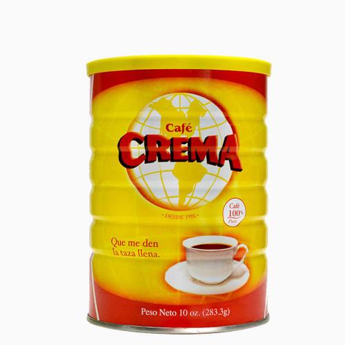 Cafe Crema Ground 10 oz. Can