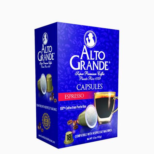 Alto Grande Capsule - Espresso