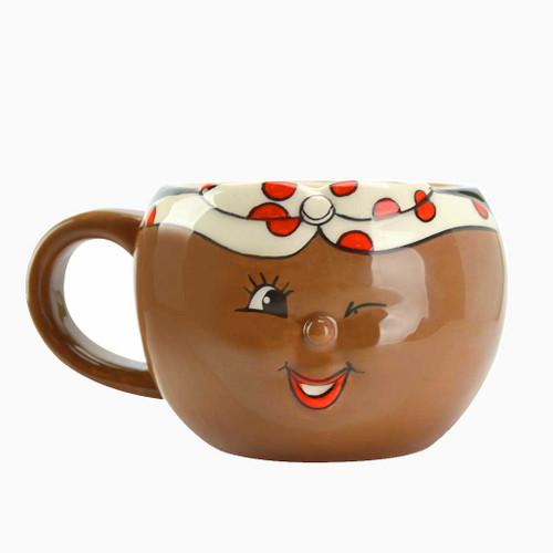 Mama Ines Ceramic Mug 8 oz