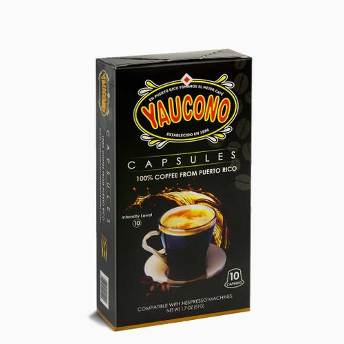 Yaucono Capsules 10-Count