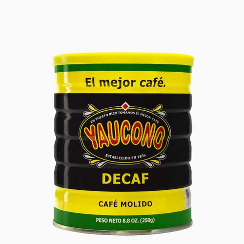 Yaucono Decaf 8.8 oz. Can
