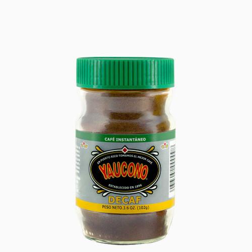 Yaucono Instant Decaf - 3.6 oz
