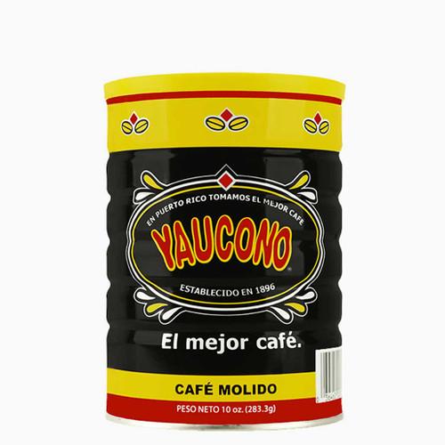 Yaucono Ground Coffee 10 oz. Can