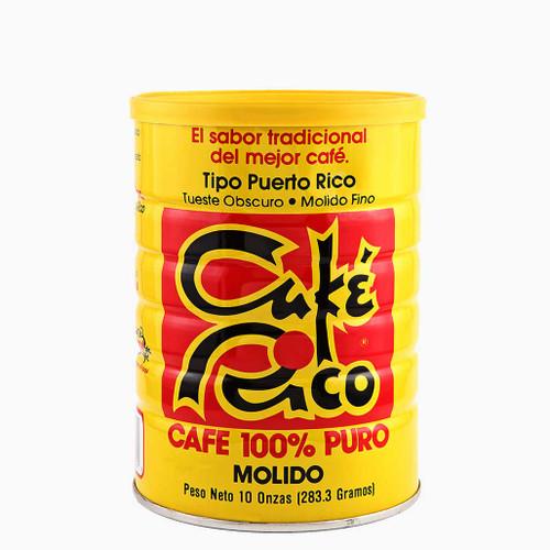 Cafe Rico Ground Coffee 10 oz. Can