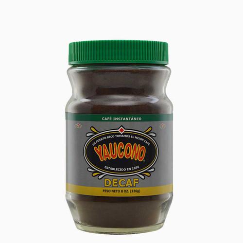 Yaucono Instant Decaf - 8 oz