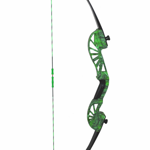 AMS Water MOC 45# Recurve Bow RH