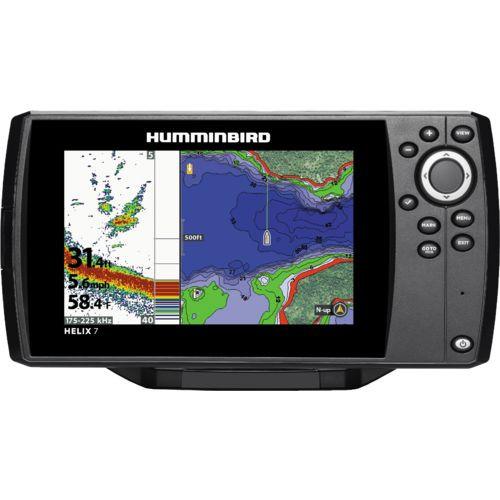 Humminbird Helix 7 CHIRP Sonar/GPS G2N Combo