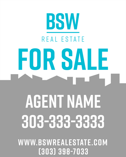 BSW Real Estate YS 24x30