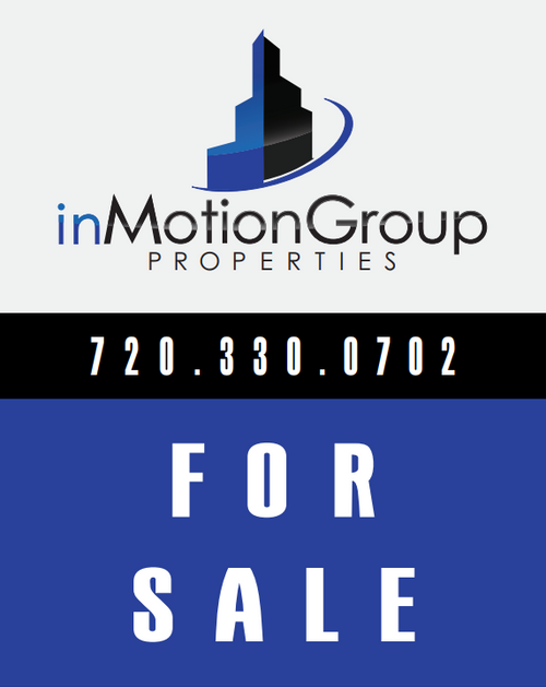 inMotionGroup For Sale Sign