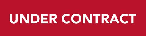 KW Under Contract Rider 24''W x6''H