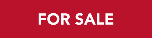 KW For Sale Rider 24''W x6''H