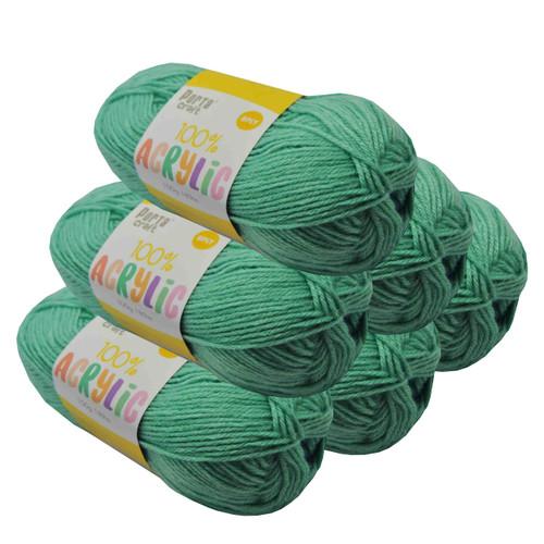 Acrylic Yarn 100g 189m 8ply Mintox (Product # 122488)