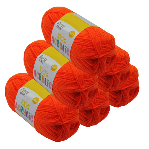 Acrylic Yarn 100g 189m 8ply Fantapants (Product # 122563)