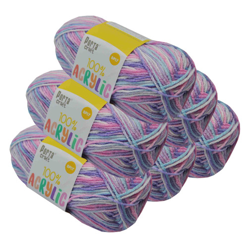 Acrylic Yarn 100g 189m 8ply Rarity (Product # 122648)