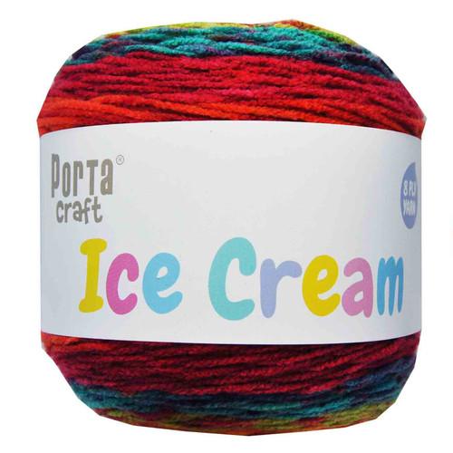 Ice Cream Yarn  200g 380m Sherbert (Product # 149416)