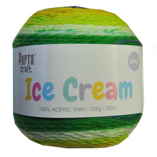 Ice Cream Yarn  200g 350m Seahorse (Product # 156308)