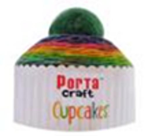 Sundae Beanie Acryl Yarn 85g 8ply Candy Buttons (Product # 152324)