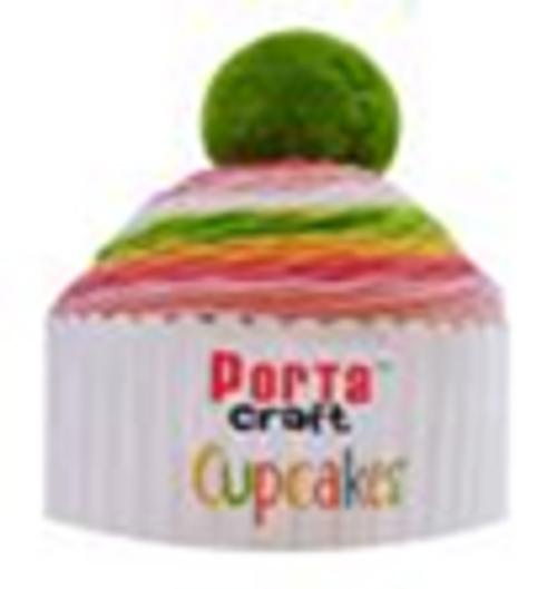 Sundae Beanie Acryl Yarn 85g 8ply Strawberry Kiwi (Product # 152331)
