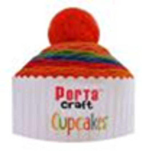 Sundae Beanie Acryl Yarn 85g 8ply Tutti Frutti (Product # 152386)