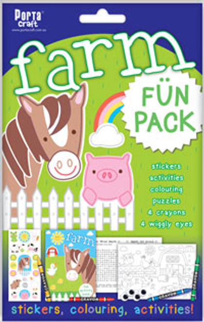 Activity Fun Pack Farm x4 (Product # 143674)