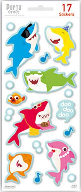 Sticker Sheets #13 Sea (Design T) 1 Sheet (Product # 128152.13T)
