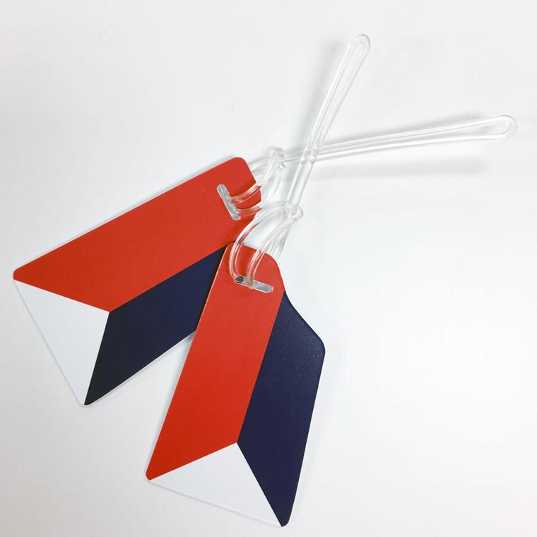 blade shape tags USRowing