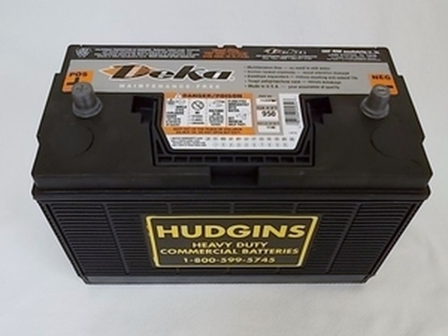Deka 1131PMF, Group 31 Battery, 950 CCA