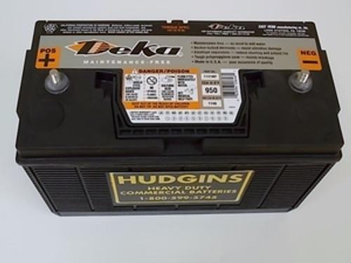 Deka 1131MF, Group 31 Battery, 950 CCA