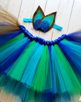 Front view of Tutu Skirt