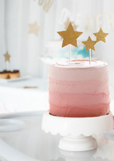 Twinkle Little Star Cupcake Toppers