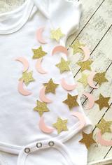 Twinkle Little Star Gender Reveal Confetti