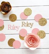 Personalized Custom Name Confetti