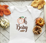 Oh Baby First Thanksgiving bodysuit