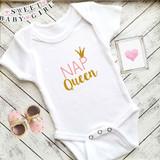 Nap Queen Baby Girl Bodysuit