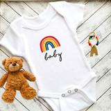 Rainbow Baby Bodysuit