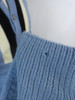 Men's Vintage 60's Baby Blue Knit Sweater SOLD!