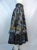 Vintage 1950's Hand painted Circle Skirt SOLD