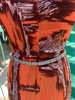 Judith Leiber Silver Detailed Belt