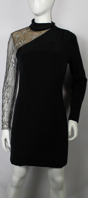 Vintage 1980s Bob Mackie Stars and Stripes Dress